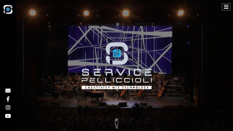sito web Service Pelliccioli - tailor made by eWeb srl