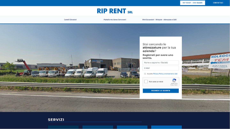Rip Rent srl Bergamo - Vendita, Noleggio e Assistenza Macchinari Edili