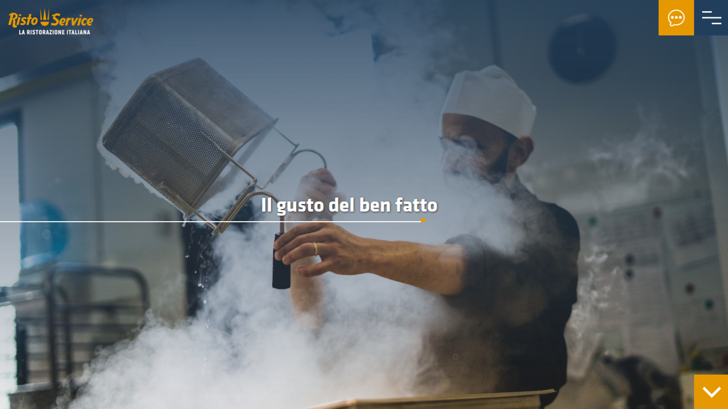 sito web RistoService srl - tailor made by eWeb srl