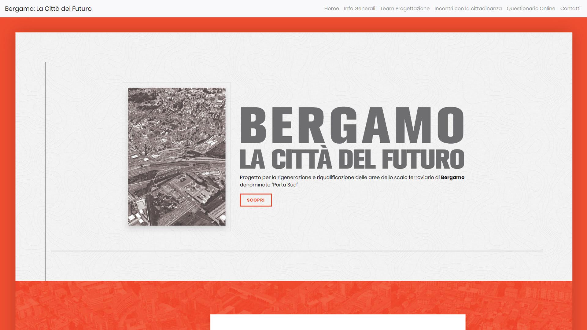 Bergamo La Città del Futuro
