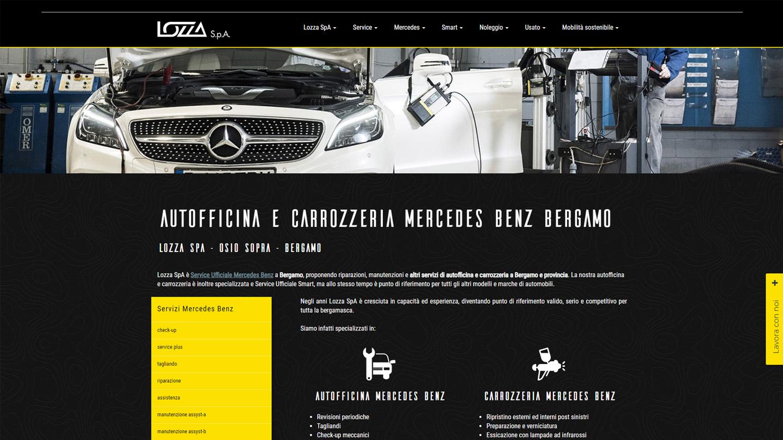 Lozza SpA - Mercedes Official