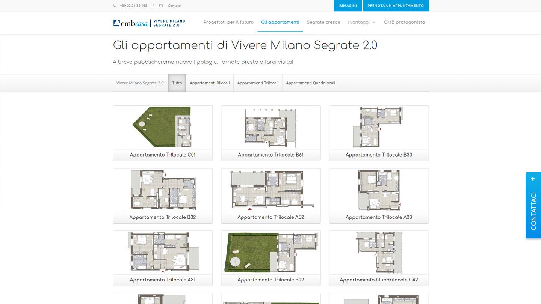 Vivere Milano Segrate - Gli Appartamenti