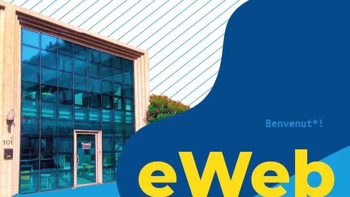 eWeb sede di Bergamo Via Broseta 101/g -  Siti Internet & Web Marketing | eWeb SRL Bergamo