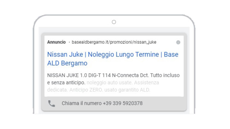 campagne google ads - eWeb a Bergamo  -  Siti Internet & Web Marketing | eWeb SRL Bergamo