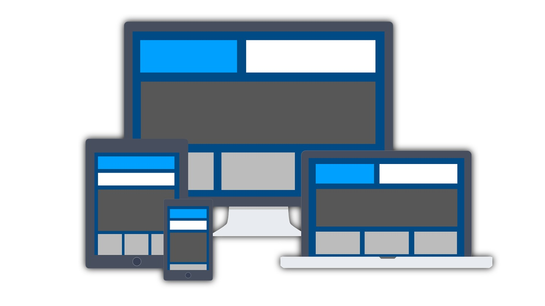 Siti web design responsive eWeb srl